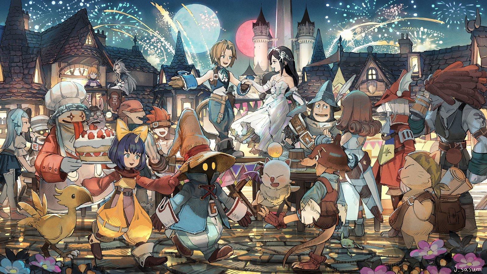 Final Fantasy IX cumple veinte años más eterno que nunca