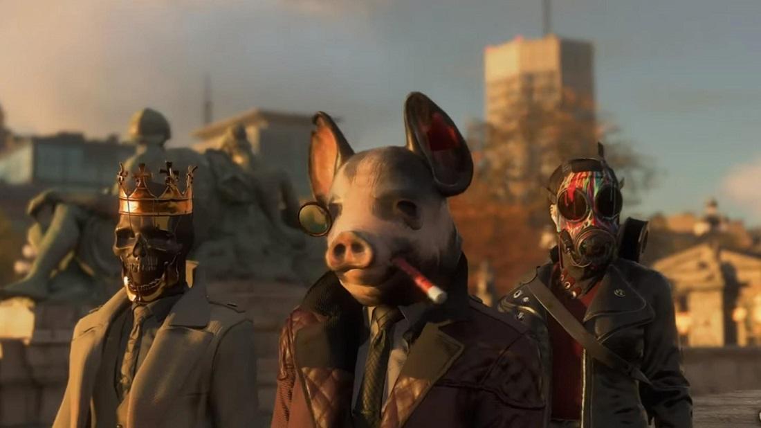Watch Dogs: Legion muestra gameplay y fecha de estreno