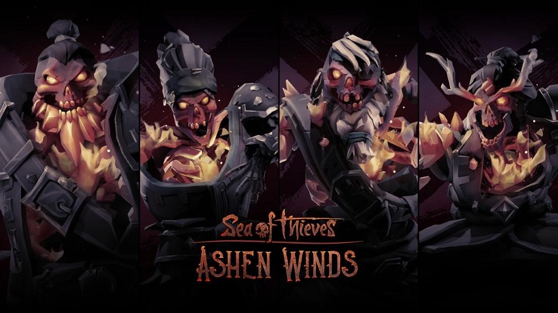 La expansión Ashen Winds de Sea of Thieves ya está disponible