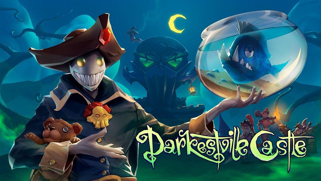 El estudio argentino Epic Llama anuncia la fecha de publicación de Darkestville Castle