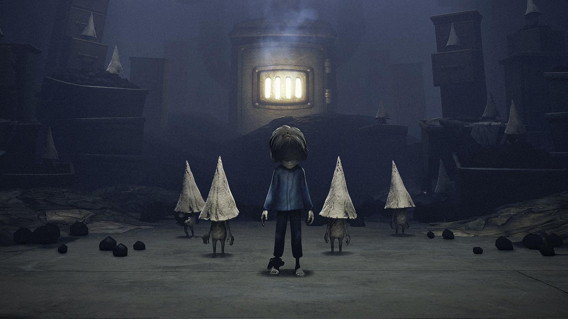 Little Nightmares II ya tiene fecha para consolas y PC