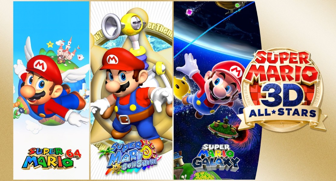 Nintendo anuncia Super Mario 3D All-Stars para Switch