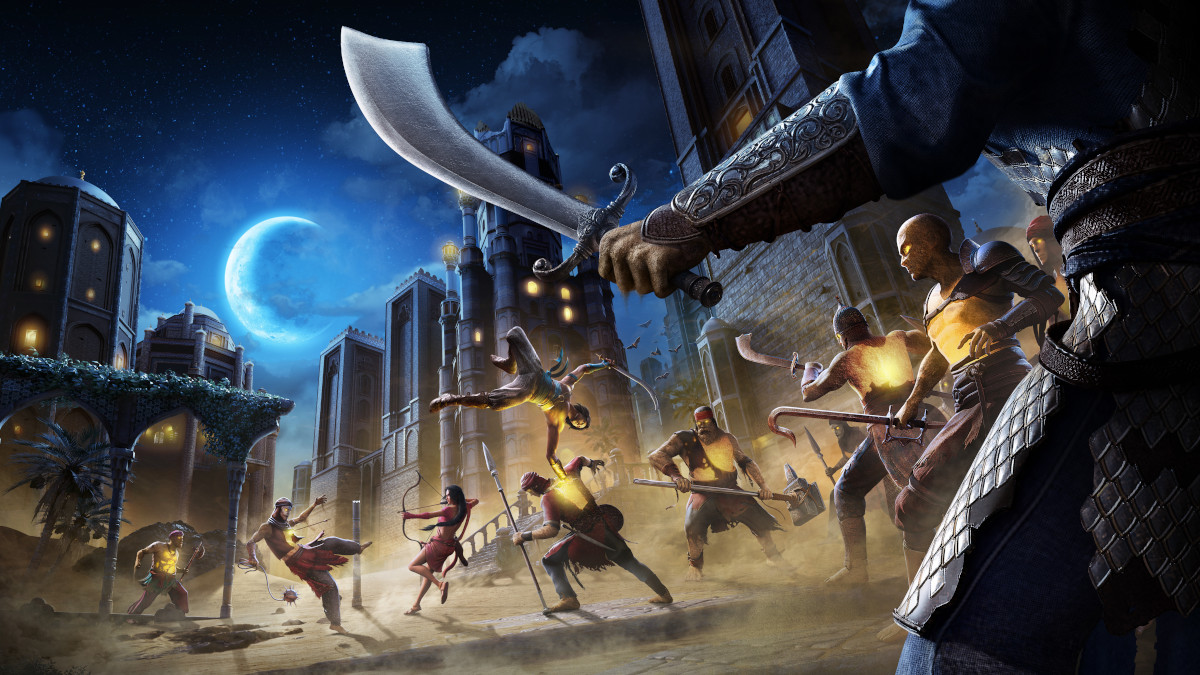 Anunciado Prince of Persia: The Sands of Time Remake