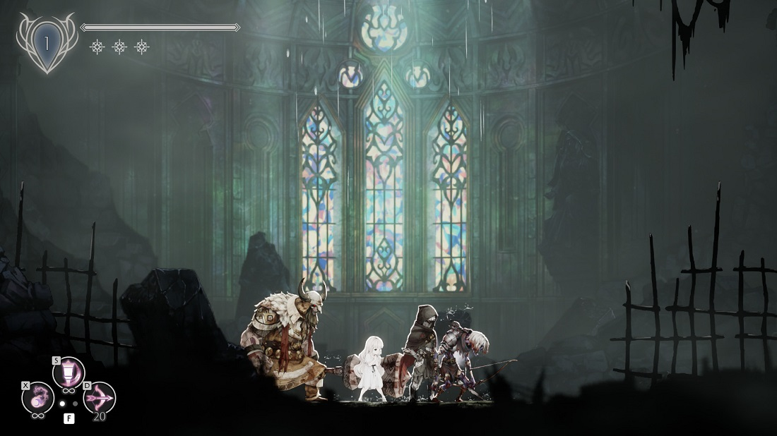 Anunciado Ender Lilies: Quietus of the Knights, melancólica historia sobre la lluvia y los espíritus