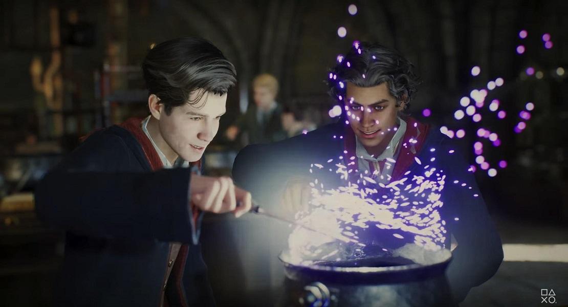 Hogwarts Legacy es el nuevo juego ambientado en el universo de Harry Potter