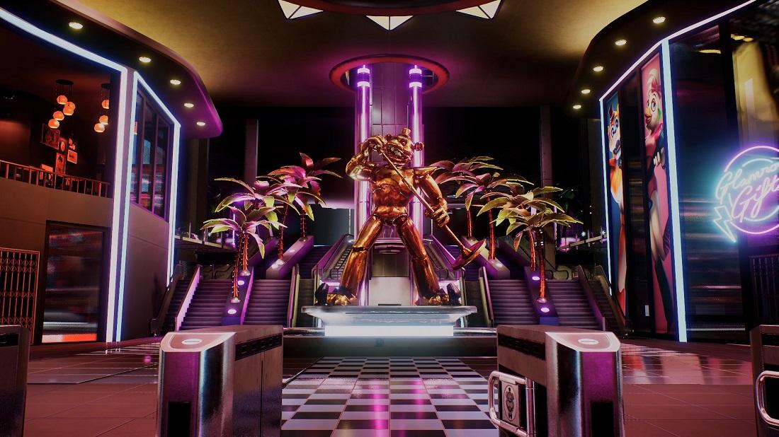 Five Nights at Freddy's: Security Breach es revelado para PS4, PS5 y PC