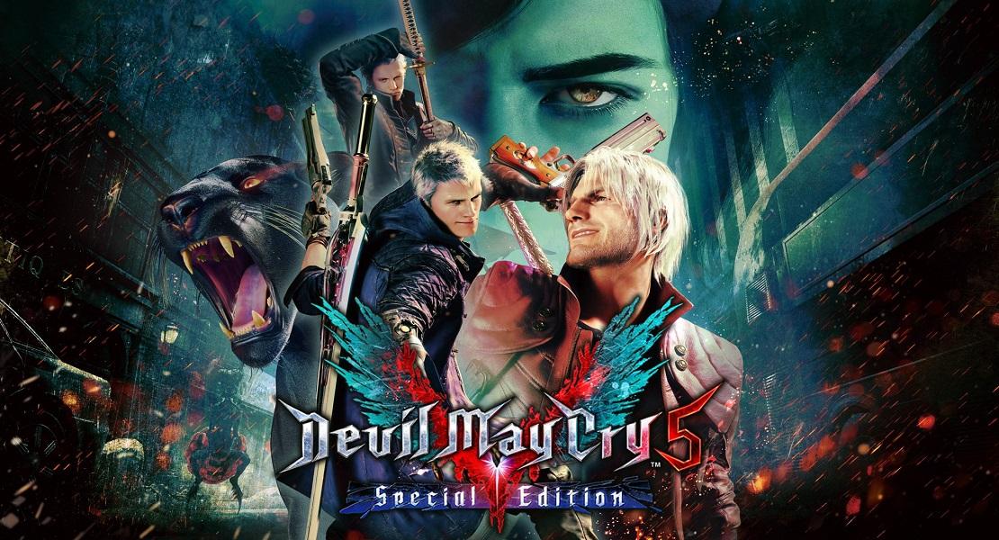 Devil May Cry 5: Special Edition acompañará el lanzamiento de las nuevas Xbox y PS5