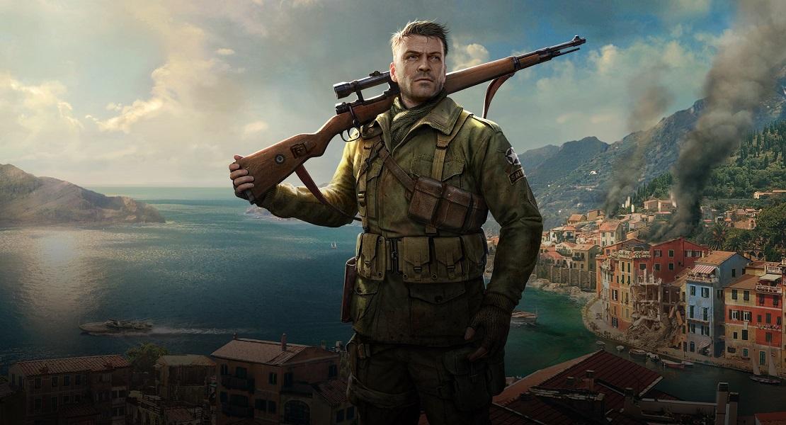 Sniper Elite 4 también se lanzará en Nintendo Switch
