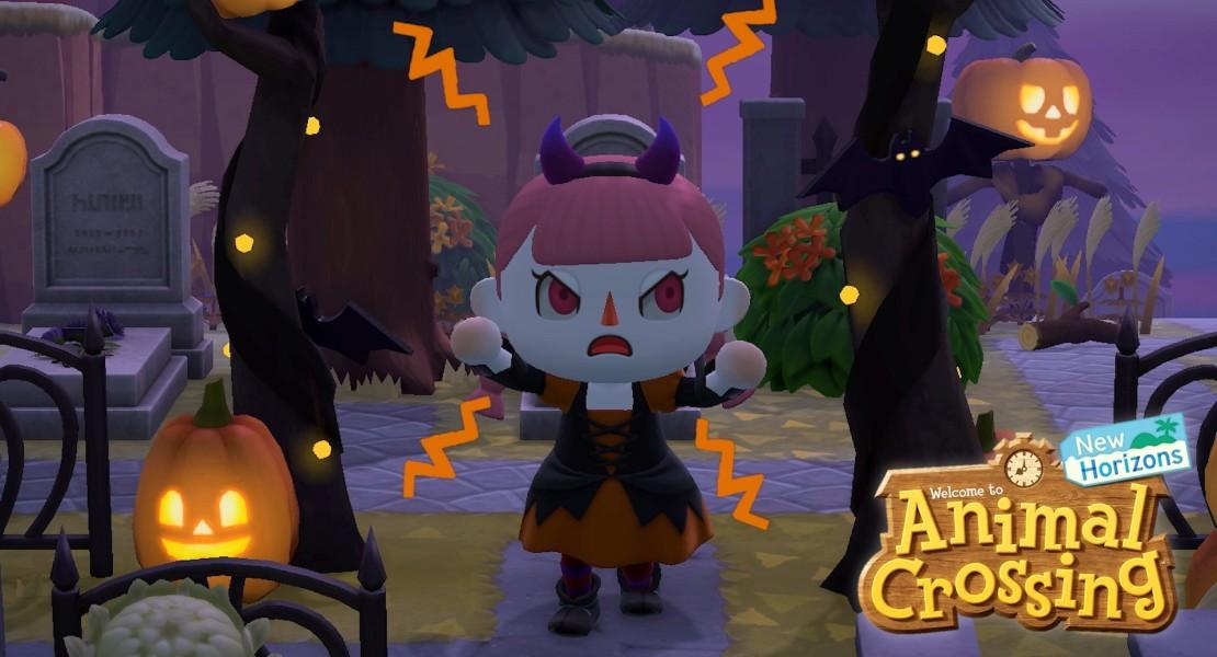 Ya disponible la primera actualización de otoño de Animal Crossing: New Horizons