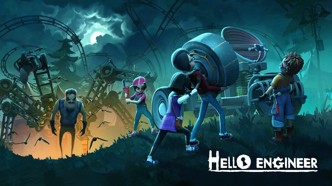Hello Engineer es anunciado para Stadia, juego sobre niños ingenieros