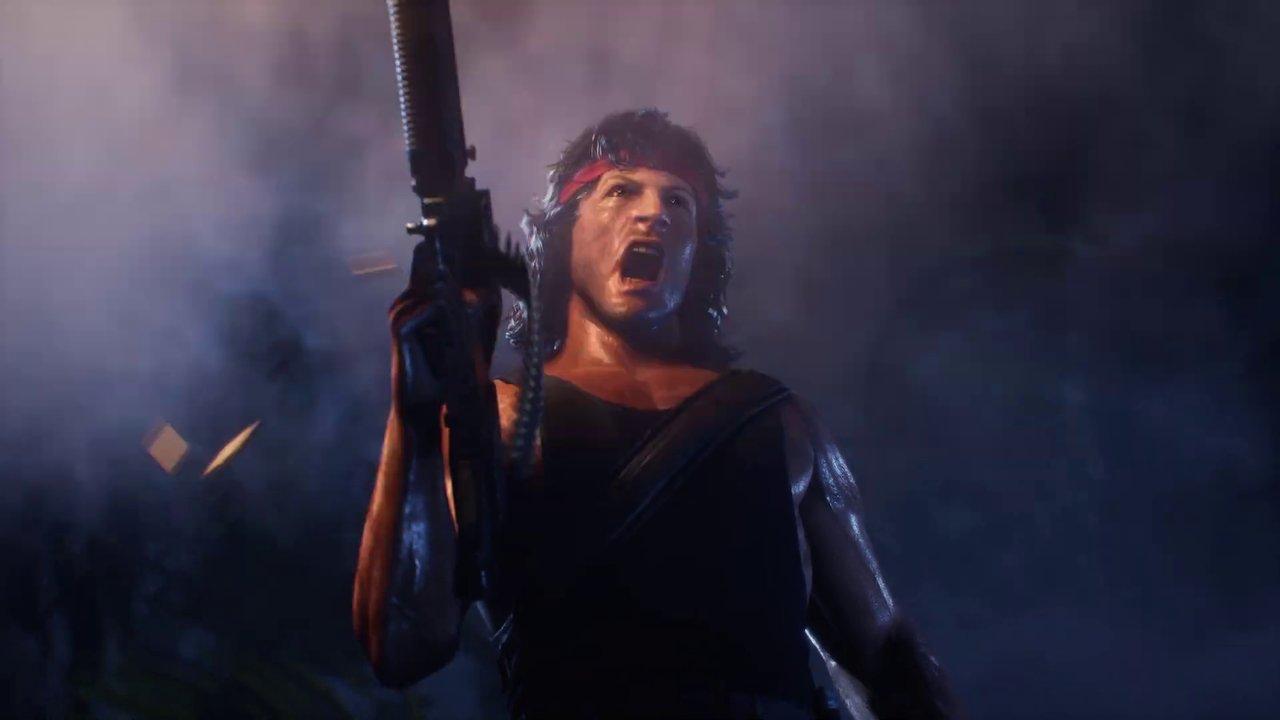 Rambo traerá el dolor de Vietnam a Mortal Kombat 11