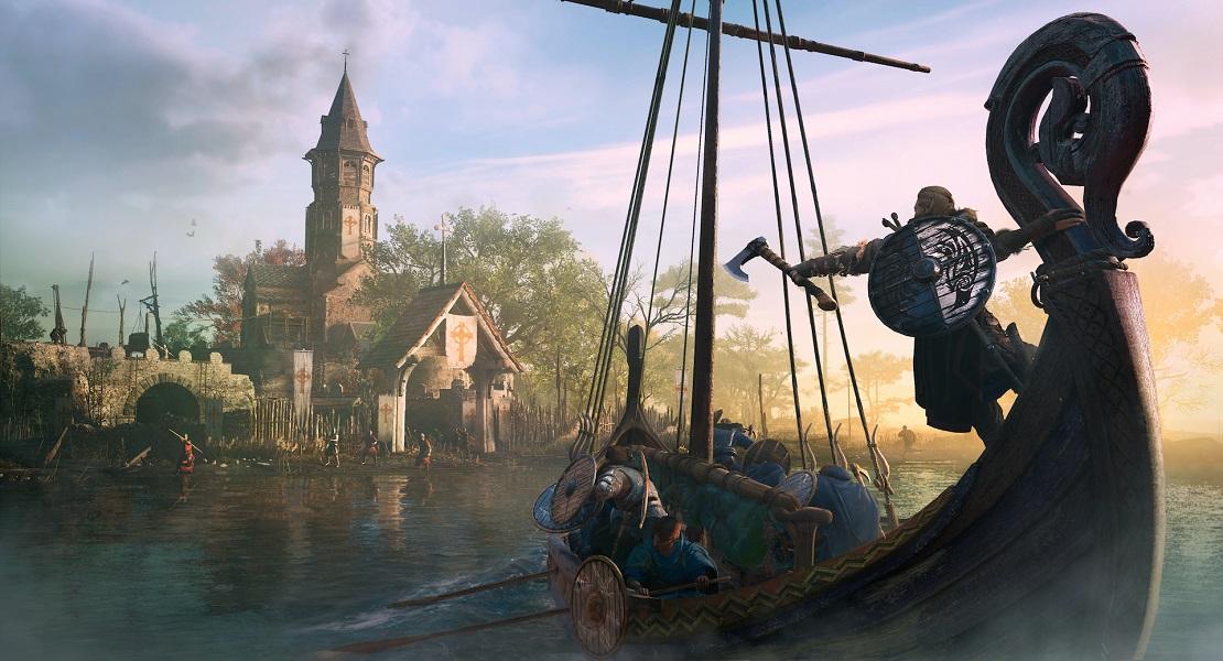 Assassin's Creed Valhalla cuenta con el mejor lanzamiento dentro de la serie