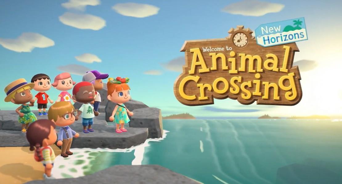 Disponible la actualización de invierno de Animal Crossing: New Horizons