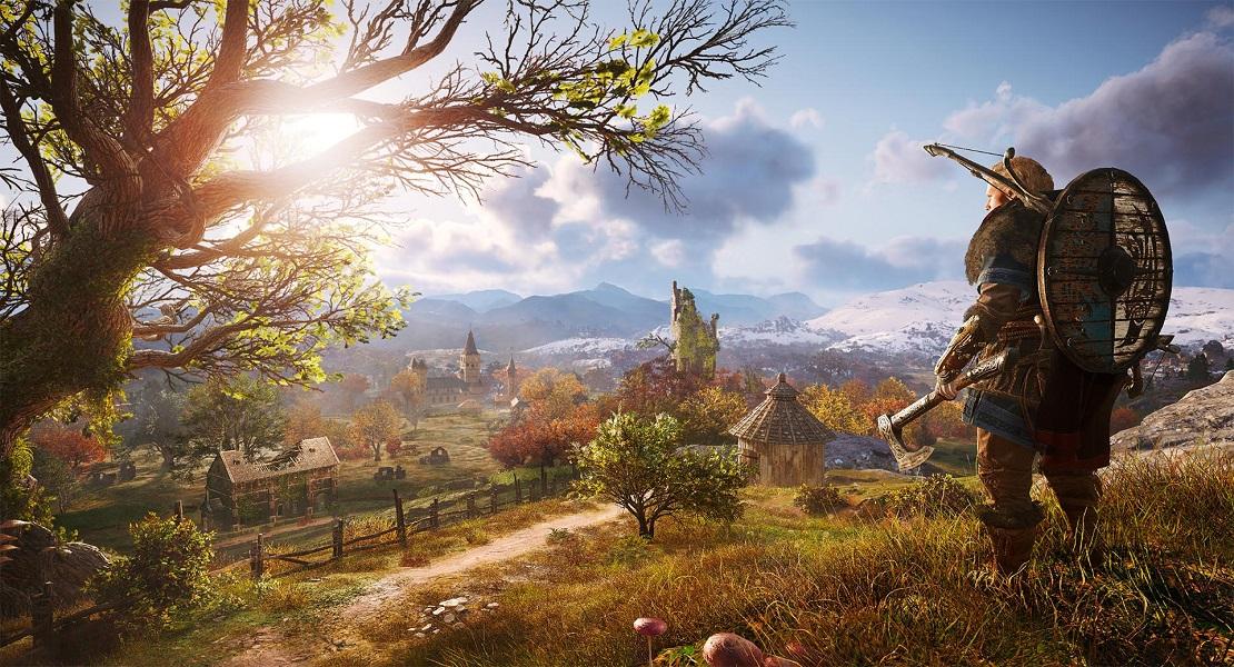 Assassin's Creed Valhalla se actualiza para solucionar los problemas de rendimiento