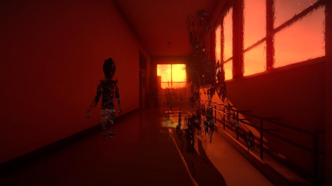 Anunciado Yuoni, sobre el anochecer en un mundo fantasmal