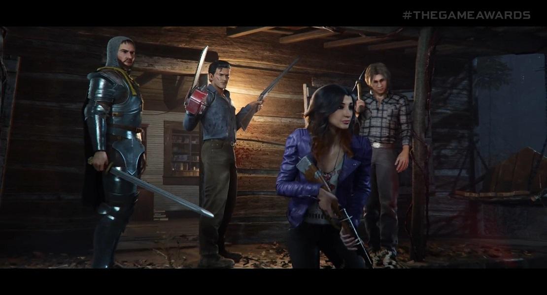 Evil Dead: The Game se lanzará en 2021 y muestra su primer tráiler