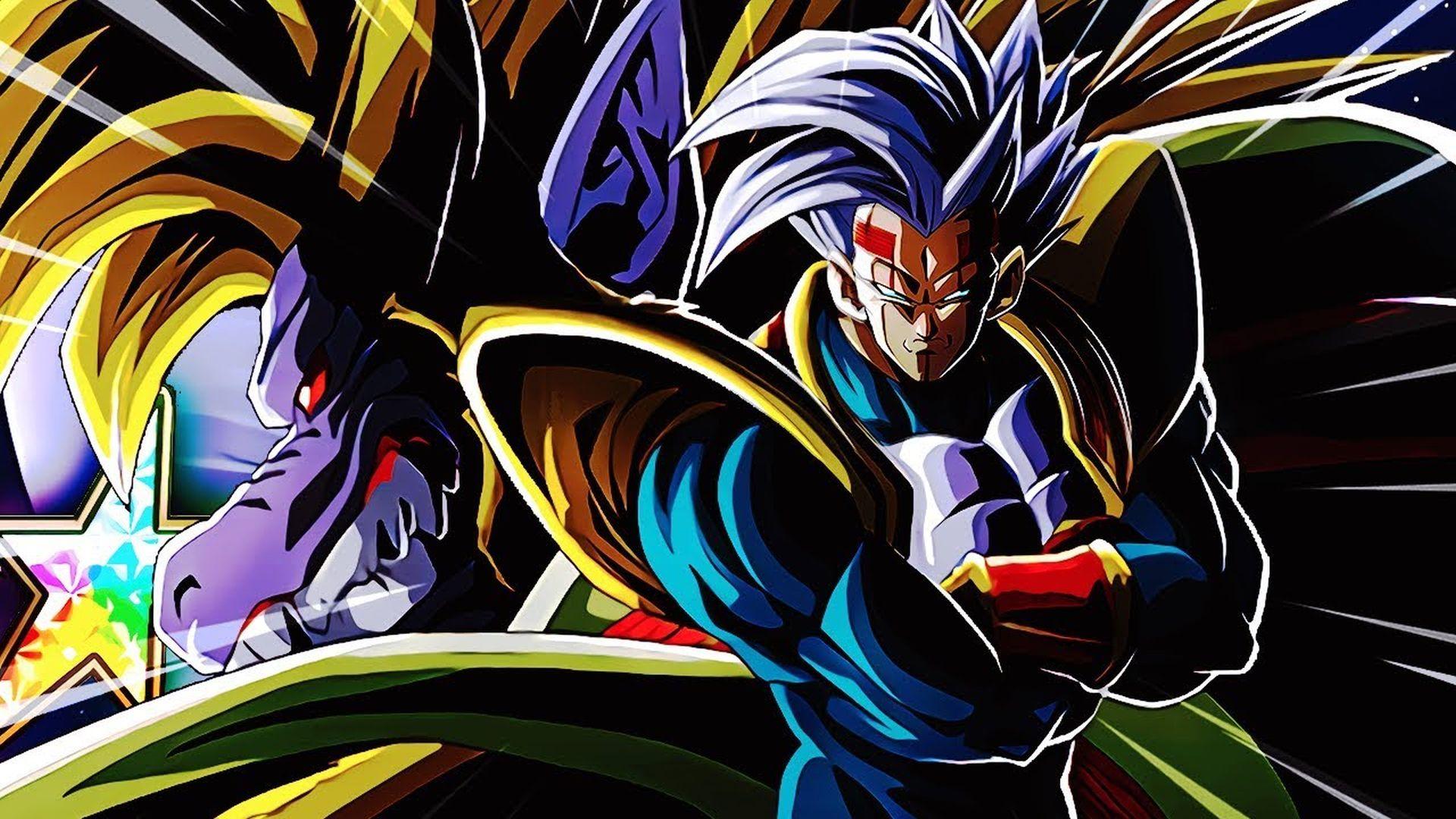 Se muestra a Super Baby 2 como personaje de Dragon Ball FighterZ