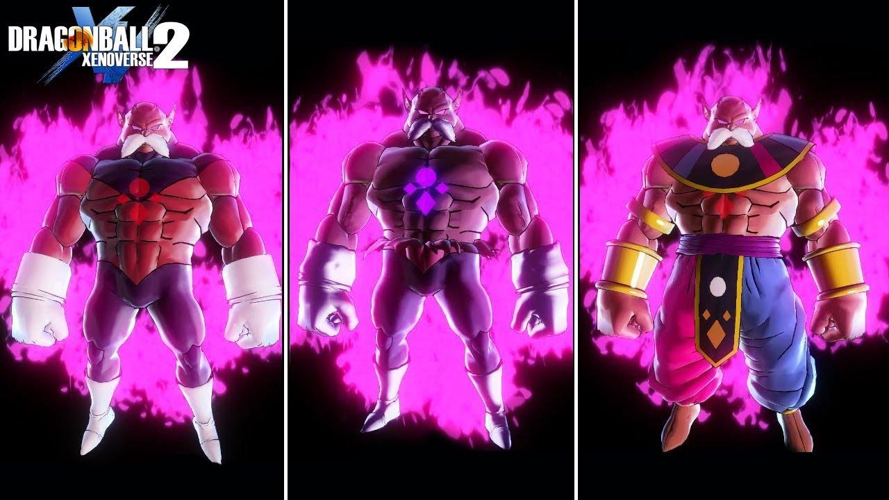 Toppo y Pikkon serán luchadores de Dragon Ball Xenoverse 2