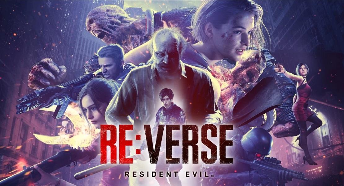 Capcom anuncia el crossover definitivo con Resident Evil Re:Verse