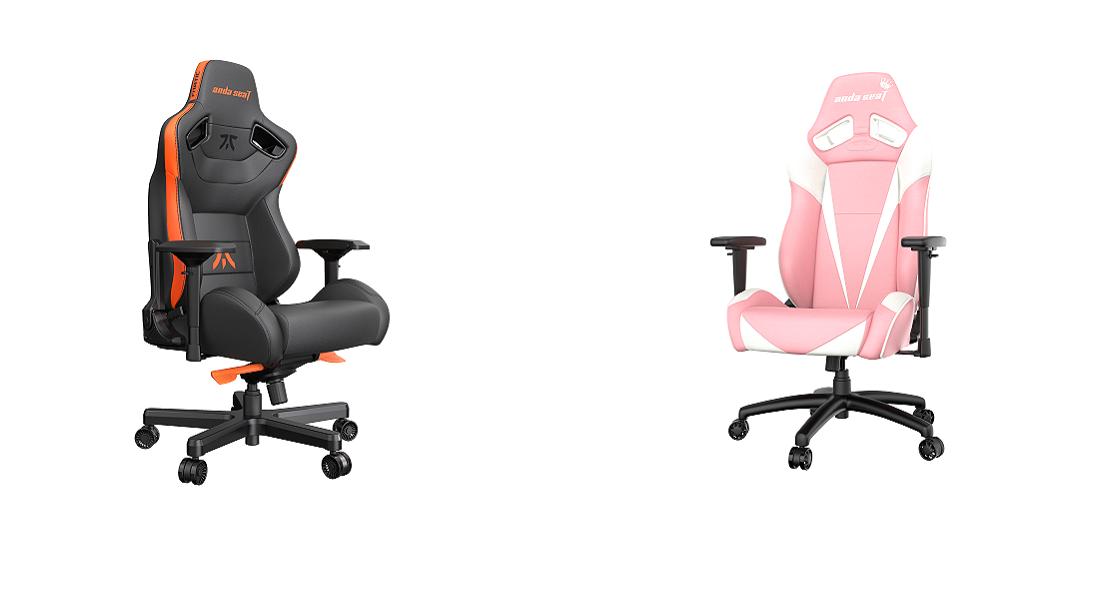 Anda Seat y Koch Media España presentan dos nuevos modelos de sillas gaming
