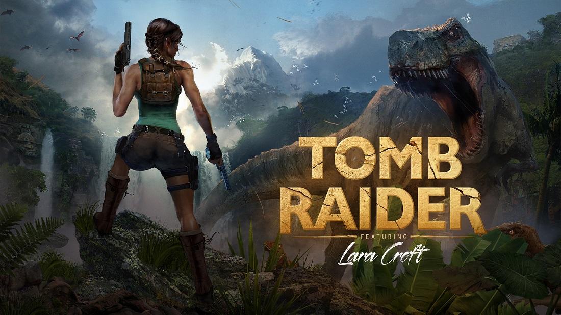Tomb Raider cumple 25 años y en su casa ya lo celebran