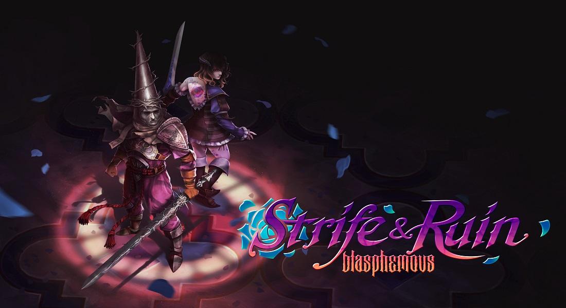 El crossover de Blasphemous y Bloodstained: Ritual of the Night ya está disponible