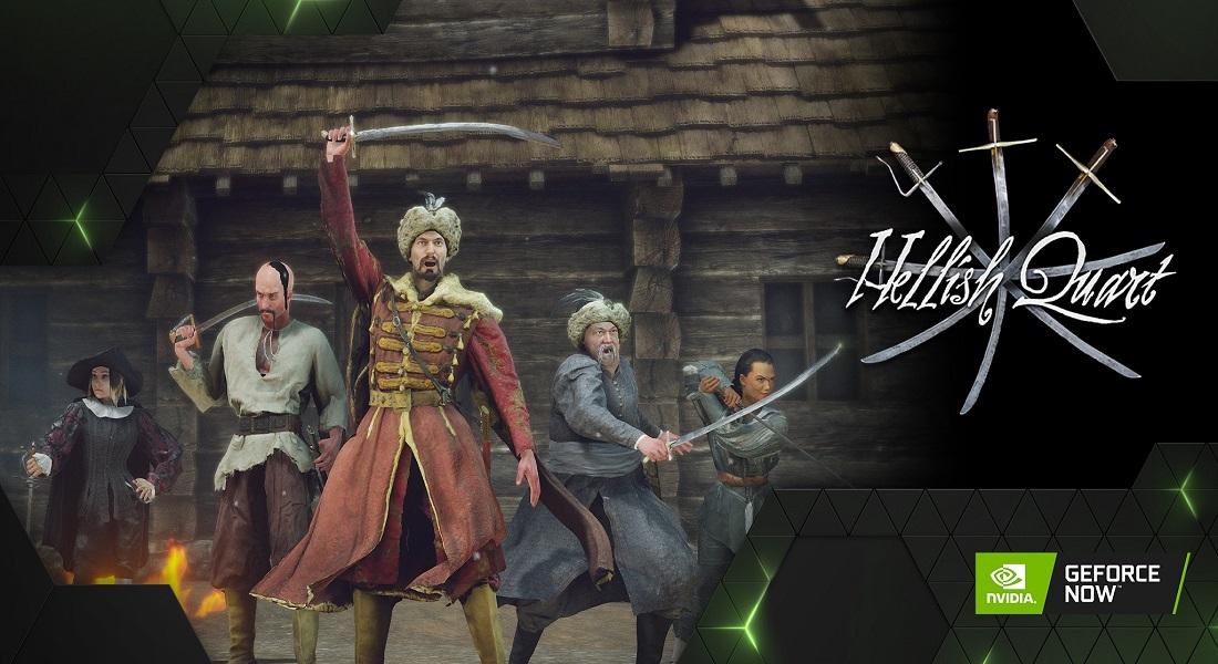 NVIDIA estrena once juegos nuevos en GeForce NOW
