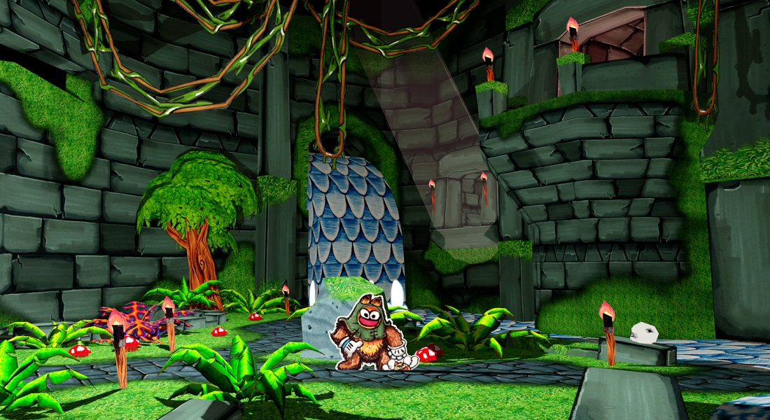 Se anuncia Ruffy and the Riverside para PC y Switch