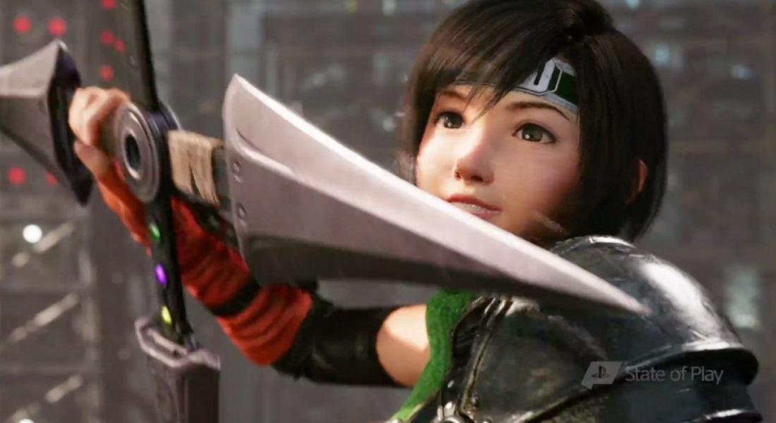 La ninja Yuffie regresará en Final Fantasy VII Remake Intergrade