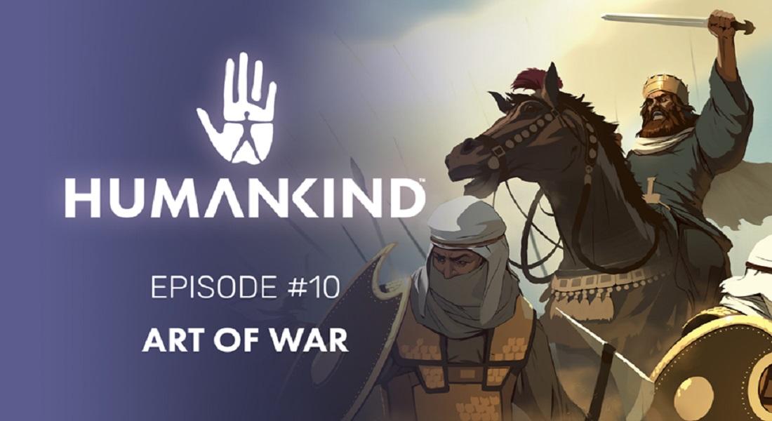 El arte de la guerra llega a Humankind