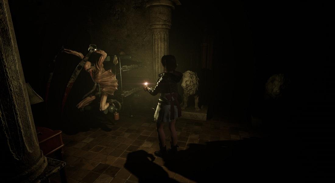 Tormented Souls saldrá en formato físico para Switch y PlayStation 5