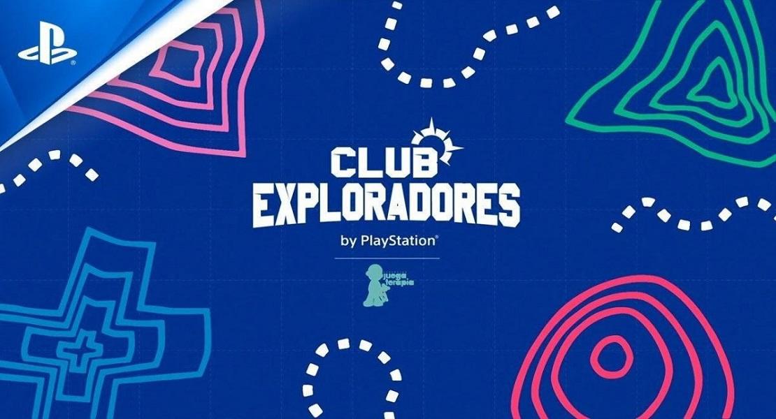 El Club Exploradores de PlayStation y Juegaterapia se unen por una buena causa