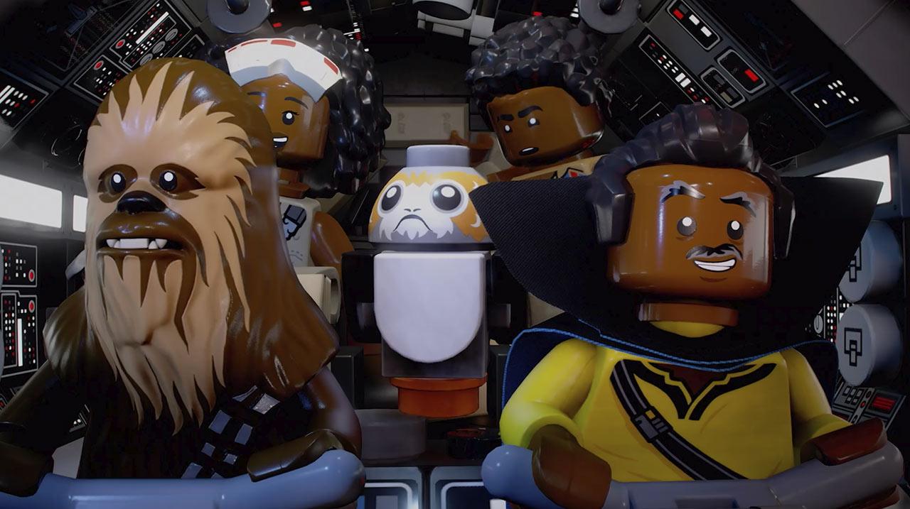 Warner Bros retrasa LEGO Star Wars: The Skywalker Saga indefinidamente