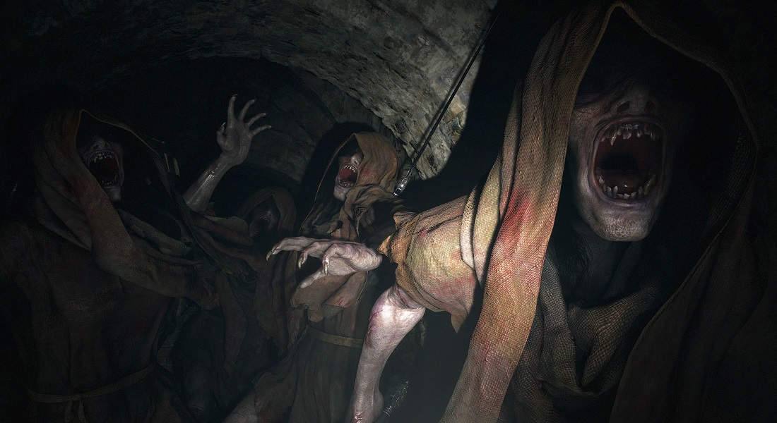 Capcom muestra gameplay exclusivo de cinco minutos de Resident Evil Village