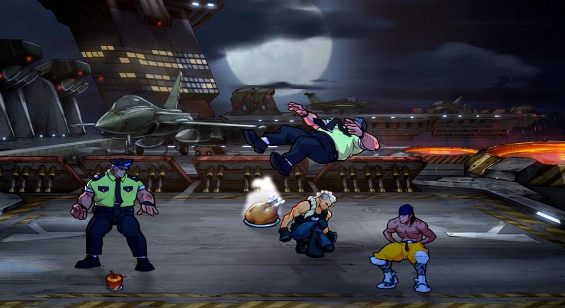 Se anuncia Streets of Rage 4 - Mr. X Nightmare con la justiciera E. Aguirre