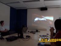 """Después nos espera el plato fuerte de la presentación: """"Need for Speed: Underground 2"""". También por primera vez en versión jugable"""