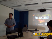 """Con Chris Lee a los mandos y James Verelli haciendo apuntes, nos muestran la primera versión jugable del nuevo """"Def Jam"""""""