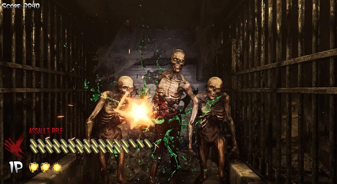 House of the Dead Remake es anunciado para Switch