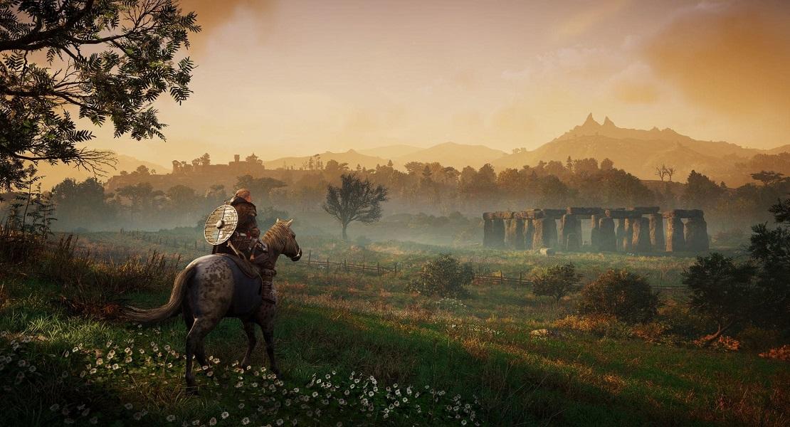 La expansión de Assassin's Creed Valhalla se retrasa al mes de mayo