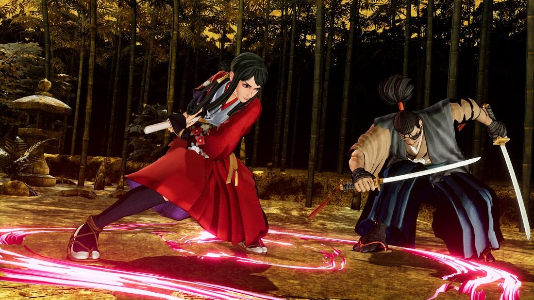 Hibiki Takane, invitada de The Last Blade 2, llegará pronto a Samurai Shodown