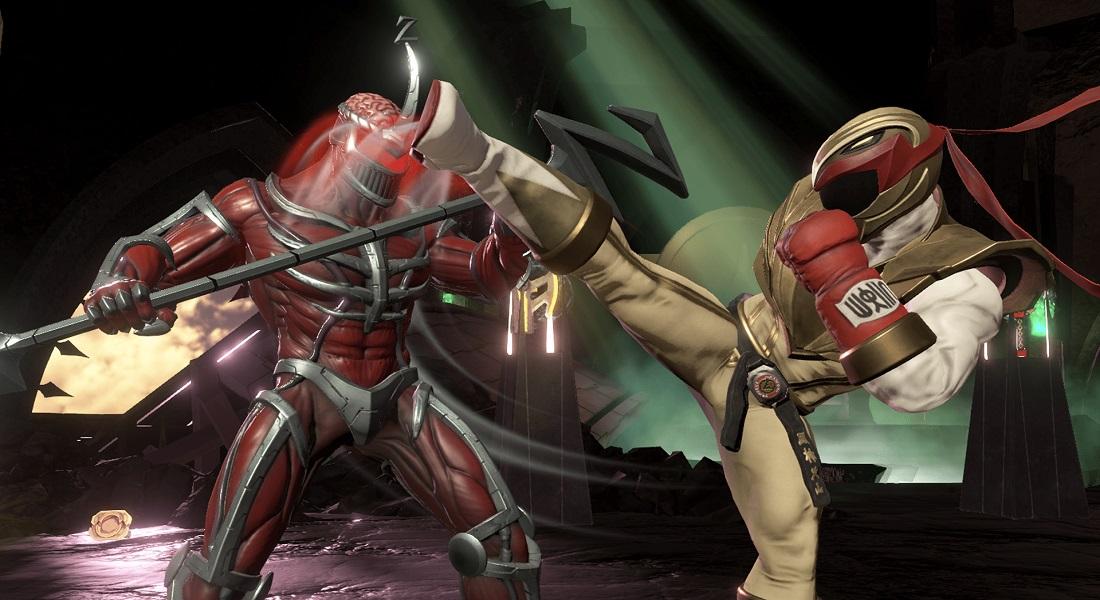 Street Fighter y Power Ranger se alían en Battle for the Grid- Super Edition