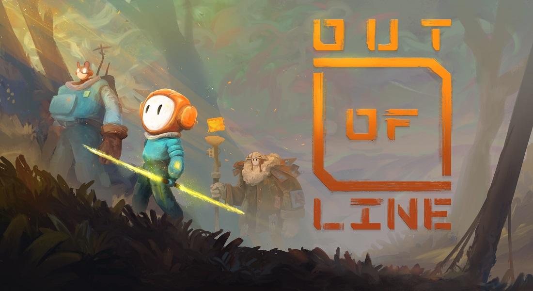Out of Line, aventura dibujada a mano, saldrá a la venta este verano para PC y Switch