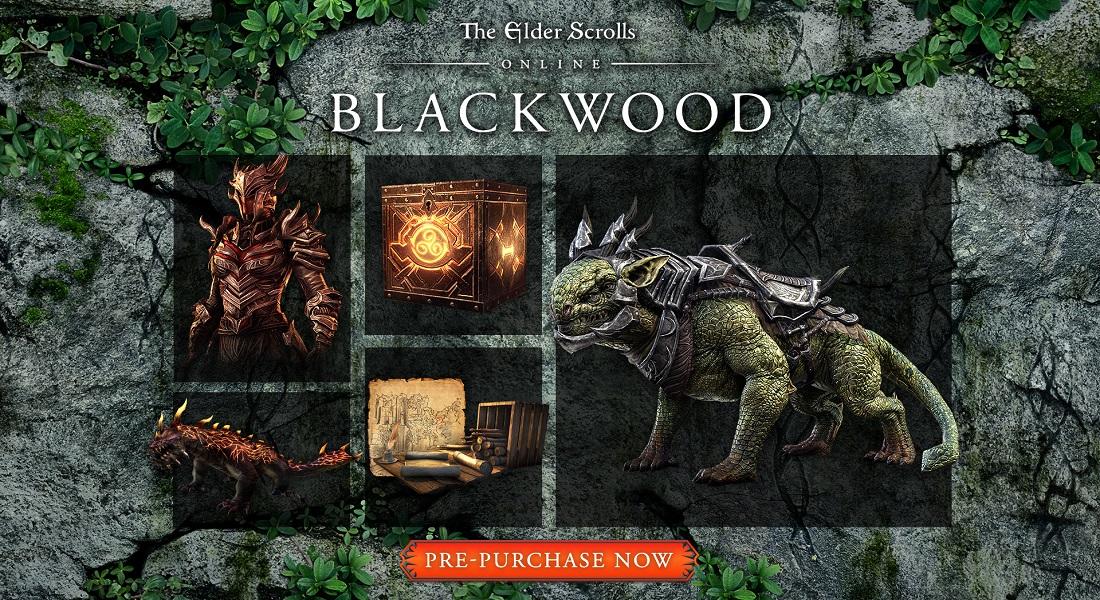 The Elder Scroll Online: Blackwood ya está disponible para su compra antes del lanzamiento