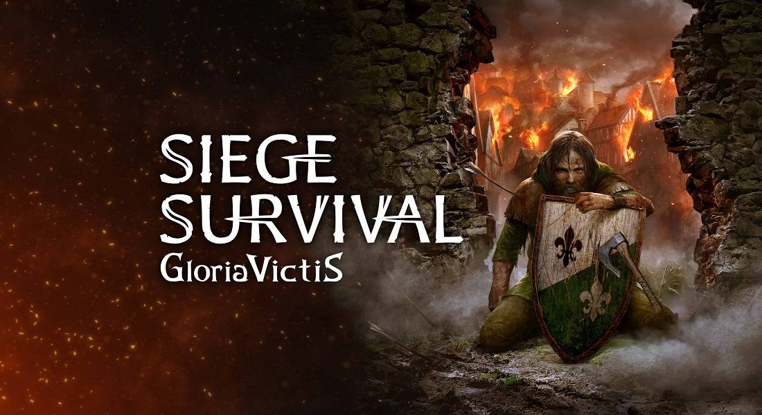 Siege Survival: Gloria Victis ya tiene fecha cercana de lanzamiento