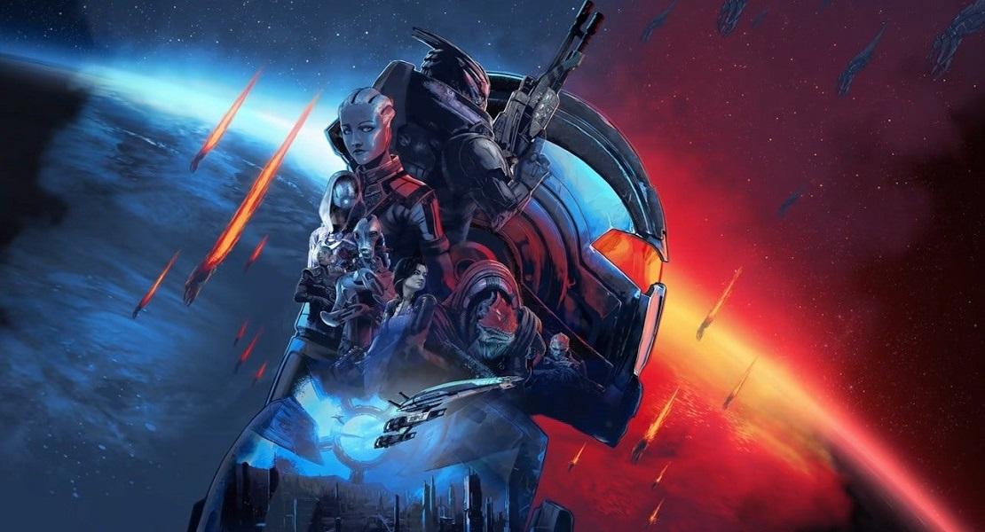 Mass Effect: Legendary Edition detalla el contenido de su parche de lanzamiento