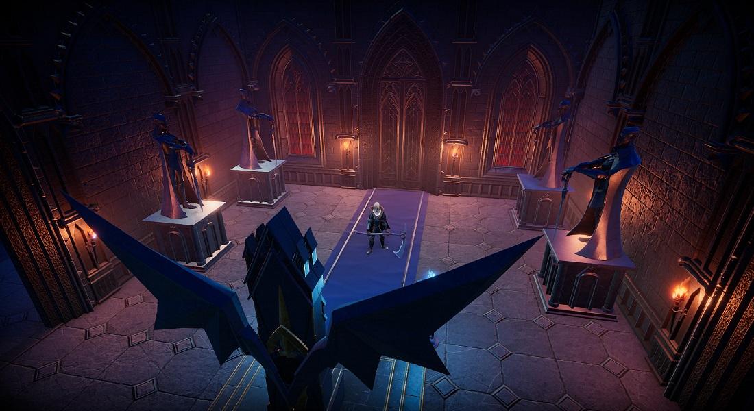 Anunciado V Rising, simulador social de vampirismo en tiempo real