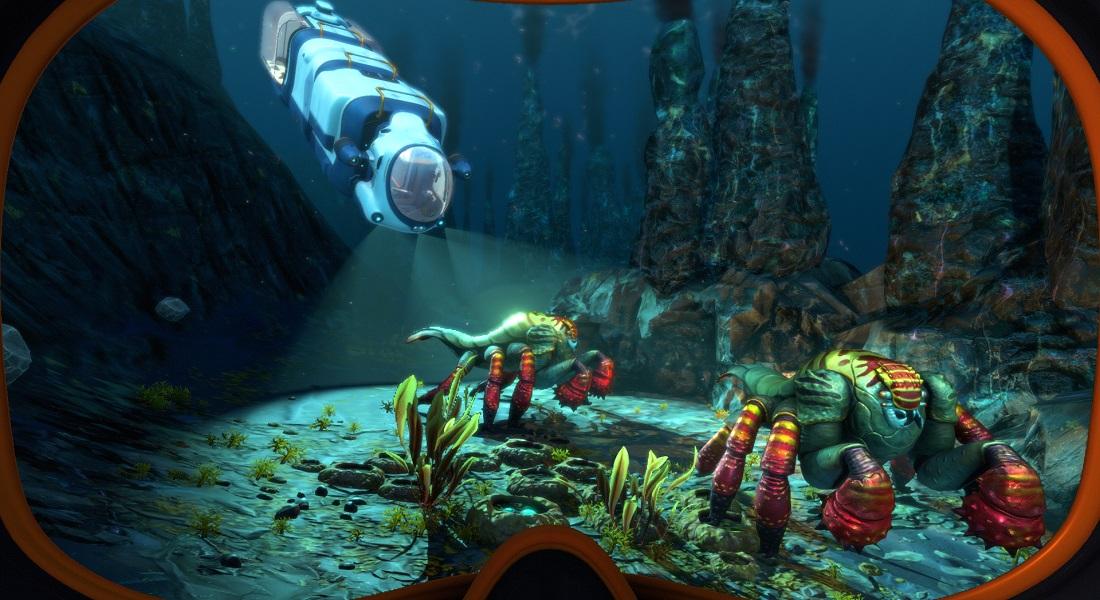 Subnautica: Below Zero y sus criaturas marinas ya están a la venta para PC y consolas