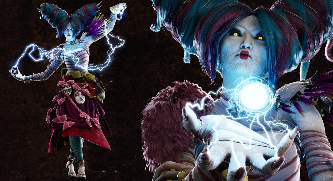 La hechicera Motoko promete ser la gran villana de Shadow Warrior 3