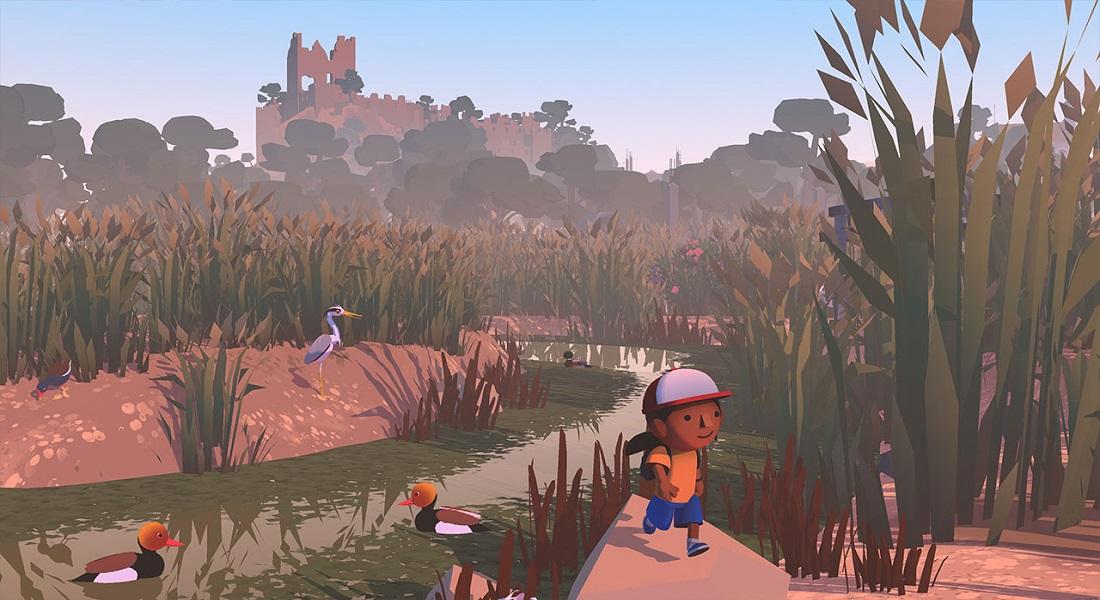 Alba: una aventura mediterránea se estrena hoy en PlayStation