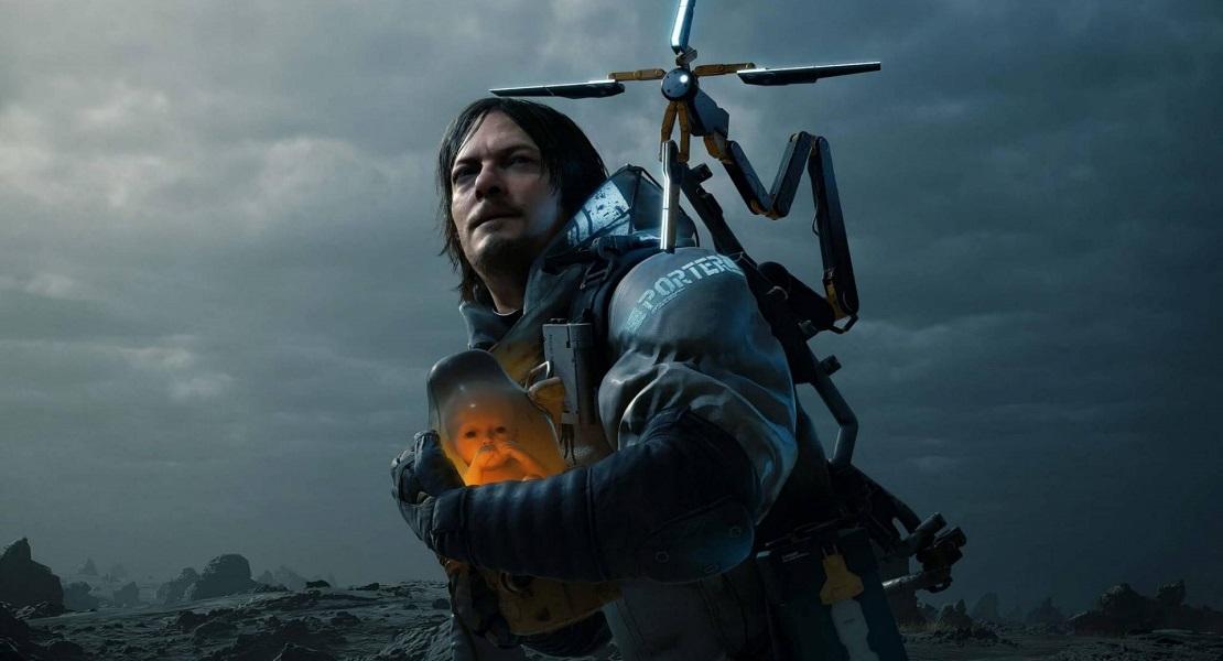 Death Stranding: Director's Cut para PS5 se presenta dejándole un recadito a Konami